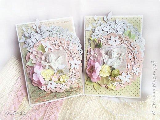 Милые женщины, дорогие рукодельницы, хочу поздравить Вас с праздником  8 марта, пусть он наполнит вашу жизнь любовью, светом,теплом и вдохновением, будьте счастливы! Две открытки в подарок коллегам. фото 5