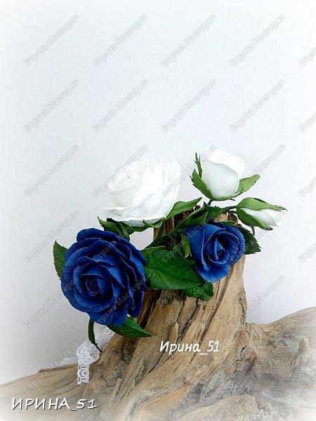 Здравствуйте! Как всегда я с цветами. ))))))   На душу уже весна, и в преддверии международного женского дня спешу поздравить всех милых дам с праздником!  Желаю Вам здоровья, счастья, удачи, творческого вдохновения, душевного тепла и доброты! Пусть у Вас всегда будет хорошее настроение! Мира и добра в вашим семьям!  А теперь приглашаю Вас к просмотру.  Первым покрасуется венок с ранункулюсами из корейского фоамирана. фото 17