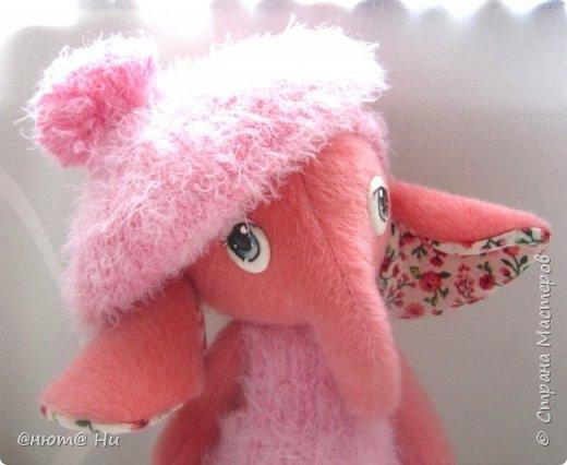 Девочка-слоняшечка родилась в подарок.  Пони по выкройке с зарубежного сайта, там она называется пони-чиби, упрощённый вариант классического пони. фото 13