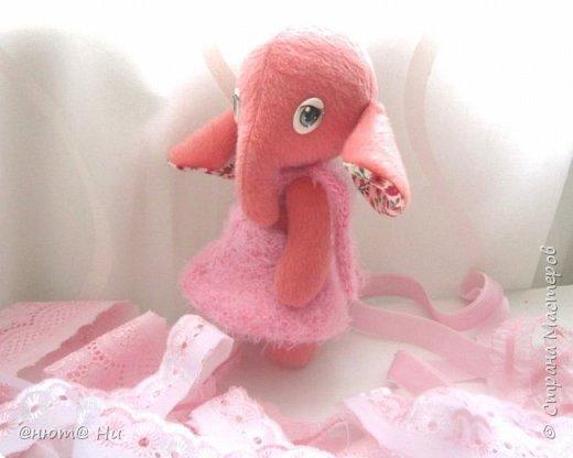Девочка-слоняшечка родилась в подарок.  Пони по выкройке с зарубежного сайта, там она называется пони-чиби, упрощённый вариант классического пони. фото 8