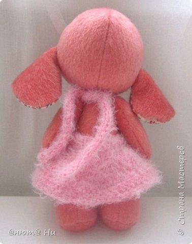 Девочка-слоняшечка родилась в подарок.  Пони по выкройке с зарубежного сайта, там она называется пони-чиби, упрощённый вариант классического пони. фото 9