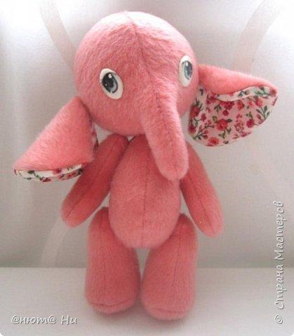 Девочка-слоняшечка родилась в подарок.  Пони по выкройке с зарубежного сайта, там она называется пони-чиби, упрощённый вариант классического пони. фото 2