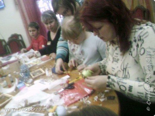 МК по соломки в  санатории Сибиряк фото 2
