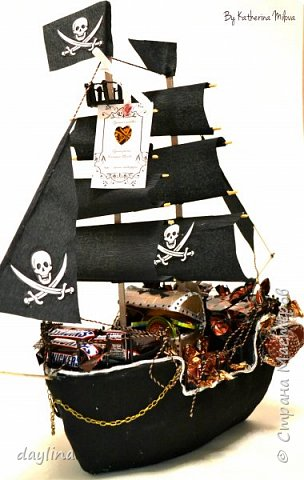 Рirate ship фото 2