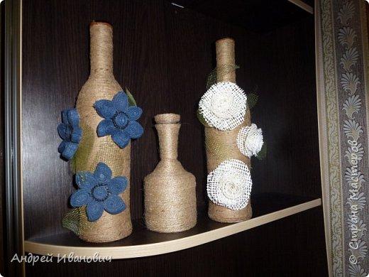 Бутылки к 8-му фото 1