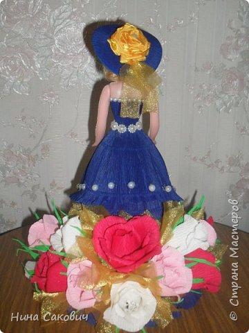кукла с конфетами фото 3