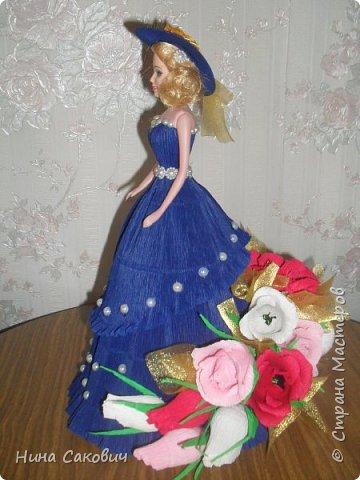 кукла с конфетами фото 1
