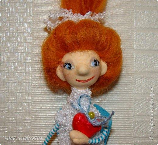 Дорогие девочки, с праздником вас 8 Марта! Моя Иринка к вам с сердечным поздравлением и пожеланием любви, счастья, нежности и хорошего настроения! Знакомьтесь, это еще она моя рыжуля - Иришка - душа романтическая, мечтательная. Ангелочек. фото 1