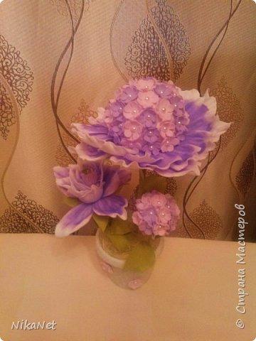 Нежный фиолет. фото 2