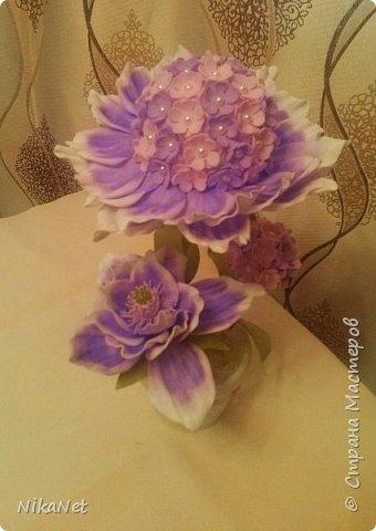 Нежный фиолет. фото 3