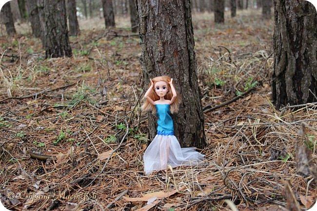 Привет всех с праздником 8 марта. Мы с Элизобет решили по гулять по лесу.И вот мы с ней решили сделать несколько фото. фото 3