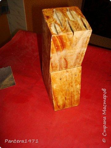 Подставочка для ножей... фото 2