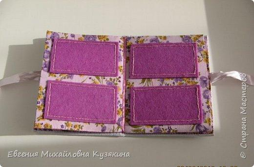 Это моя вторая игольница-книжка. Попросила её сделать себе в подарок  знакомая, увидев мою первую. МК первой можно посмотреть, пройдя по ссылке: http://www.passionforum.ru/posts/31946-igolnica-knizhka.html фото 6