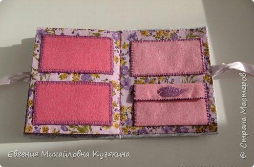 Это моя вторая игольница-книжка. Попросила её сделать себе в подарок  знакомая, увидев мою первую. МК первой можно посмотреть, пройдя по ссылке: http://www.passionforum.ru/posts/31946-igolnica-knizhka.html фото 7