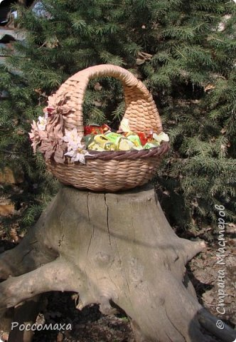 """Всем здравствуйте! Милые мастерицы, поздравляю Вас с весенним праздником!  Скоро птичка запоет, Ручеек проснется. Пусть улыбка расцветет Под весенним солнцем.  Под капели нежный звон Пусть душа летает. Грусть забудется, как сон, И к утру растает.  Новых радостей, побед, В жизни новых стартов. Поцелуй шлю и привет В день Восьмого марта!  Счастья и благополучия Вам и Вашим близким! Ну, а теперь, разрешите поделиться. Первые """"ушатики"""", заразил меня ими VadimB http://stranamasterov.ru/user/245208 Очень понравилось их плести фото 8"""