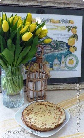 Милые, талантливые мастерицы! Поздравляю вас с благоухающим женским праздником весны, с веселой вкусной масленицей! Желаю всем творческих удач и вдохновляющих идей! фото 1