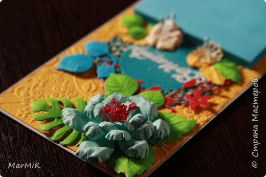 Милые, добрые, очаровательные, женственные и талантливые !!!! Этот букет тюльпанов я дарю всем Вам, жительницы Страны !!!! С праздником !!!  Тюльпаны выполнены из фоамирана. фото 21