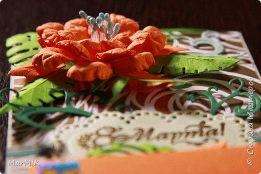 Милые, добрые, очаровательные, женственные и талантливые !!!! Этот букет тюльпанов я дарю всем Вам, жительницы Страны !!!! С праздником !!!  Тюльпаны выполнены из фоамирана. фото 27