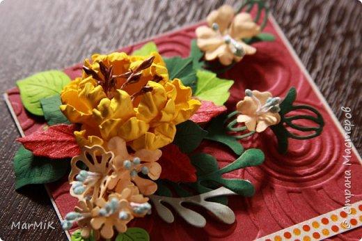 Милые, добрые, очаровательные, женственные и талантливые !!!! Этот букет тюльпанов я дарю всем Вам, жительницы Страны !!!! С праздником !!!  Тюльпаны выполнены из фоамирана. фото 31