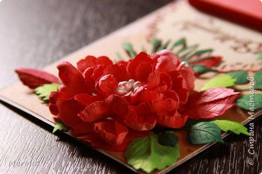 Милые, добрые, очаровательные, женственные и талантливые !!!! Этот букет тюльпанов я дарю всем Вам, жительницы Страны !!!! С праздником !!!  Тюльпаны выполнены из фоамирана. фото 36
