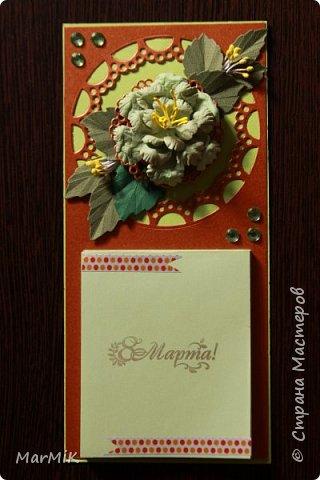 Милые, добрые, очаровательные, женственные и талантливые !!!! Этот букет тюльпанов я дарю всем Вам, жительницы Страны !!!! С праздником !!!  Тюльпаны выполнены из фоамирана. фото 37