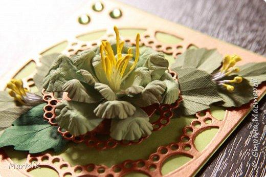 Милые, добрые, очаровательные, женственные и талантливые !!!! Этот букет тюльпанов я дарю всем Вам, жительницы Страны !!!! С праздником !!!  Тюльпаны выполнены из фоамирана. фото 40