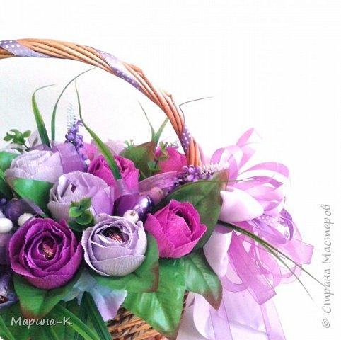 Здравствуйте, все! От всей души поздравляю всех девочек с 8 марта!!! Желаю любви, счастья, доброты, солнышка, улыбок!!! И, конечно, творческого вдохновения!!! фото 1