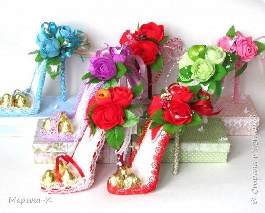 Здравствуйте, все! От всей души поздравляю всех девочек с 8 марта!!! Желаю любви, счастья, доброты, солнышка, улыбок!!! И, конечно, творческого вдохновения!!! фото 17