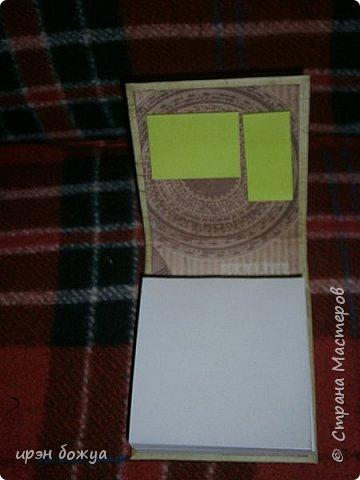 Это заказ мужа для сотрудниц на работе. Для него я сделала блоки для записей в индивидуальной упаковке.Ну и конечно коробка конфет каждой. фото 8
