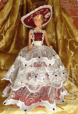 Кукла сделана на день рождения племянницы . Ребенок был в восторге. фото 1