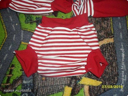 пошились доче на лето вот такие наряды ( примерно на годик) фото 4