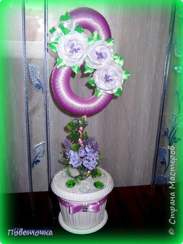 Доброго всем денечка ! Вот и я выставляю свои восьмерки , которые делала по МК Мокси Оксаны .http://stranamasterov.ru/node/733385?c=favorite фото 2