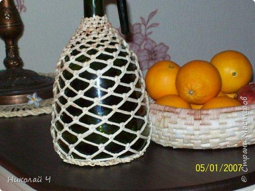 Мое плетение из талаша-2 фото 2