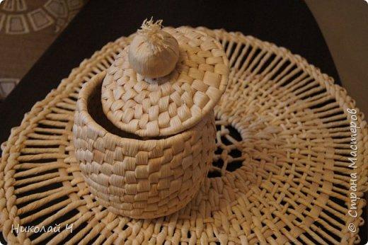 Мое плетение из талаша-2 фото 4