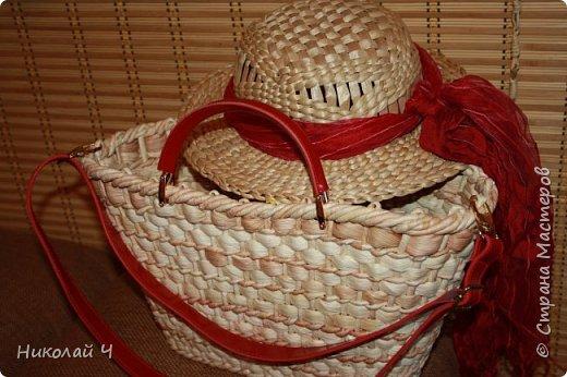 Мое плетение из талаша-2 фото 1