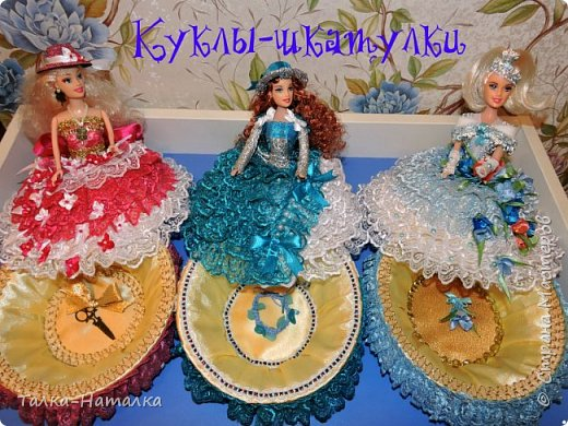 Доброго дня!!!Спасибо, что заглянули!Надеюсь, мои куколки Вам понравились!! фото 5