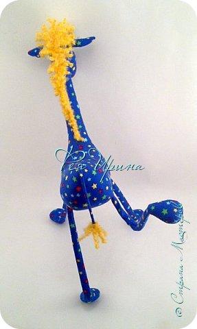 Давненько меня не было :))) Я трудилась непрерывно , покажу  всё что натворила  за  это время , начну с жирафов и лошадок :) фото 7