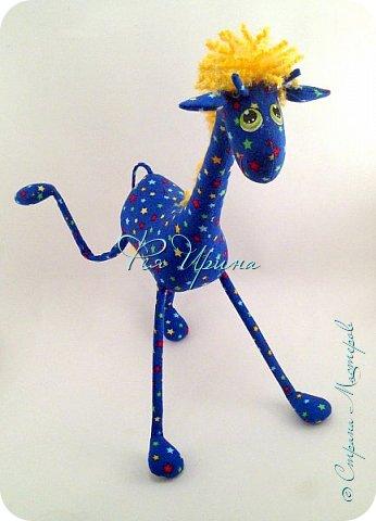 Давненько меня не было :))) Я трудилась непрерывно , покажу  всё что натворила  за  это время , начну с жирафов и лошадок :) фото 6