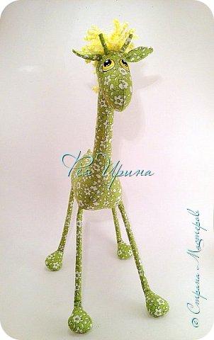 Давненько меня не было :))) Я трудилась непрерывно , покажу  всё что натворила  за  это время , начну с жирафов и лошадок :) фото 11