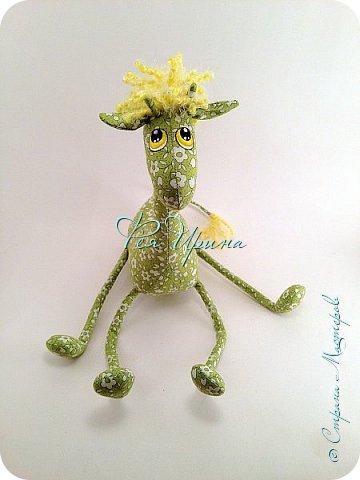Давненько меня не было :))) Я трудилась непрерывно , покажу  всё что натворила  за  это время , начну с жирафов и лошадок :) фото 12