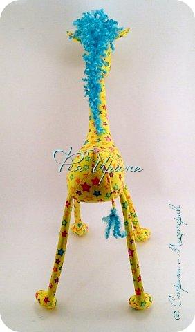 Давненько меня не было :))) Я трудилась непрерывно , покажу  всё что натворила  за  это время , начну с жирафов и лошадок :) фото 4