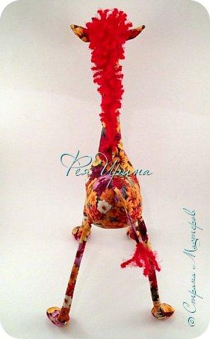 Давненько меня не было :))) Я трудилась непрерывно , покажу  всё что натворила  за  это время , начну с жирафов и лошадок :) фото 19