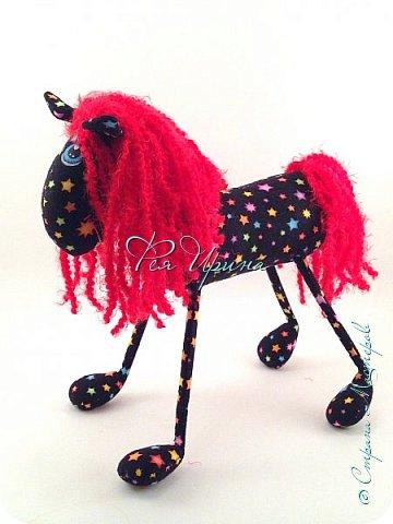 Давненько меня не было :))) Я трудилась непрерывно , покажу  всё что натворила  за  это время , начну с жирафов и лошадок :) фото 32