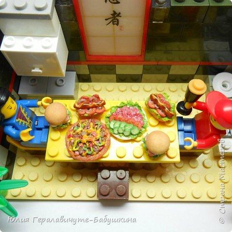 Попросили дети сделать им миниатюрную еду для игры с лего человечками)) фото 9