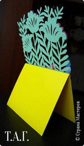 Традиционно к женскому празднику Руслан приготовил открытки. фото 17