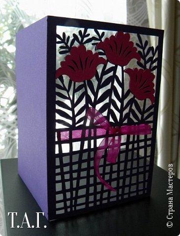 Традиционно к женскому празднику Руслан приготовил открытки. фото 22