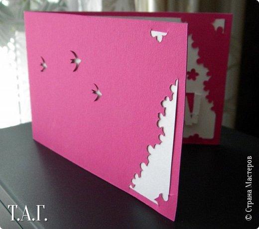 Традиционно к женскому празднику Руслан приготовил открытки. фото 4