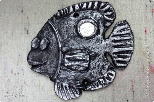 """Добрый день. Вот мои """"соленые"""" денежные рыбки. фото 6"""