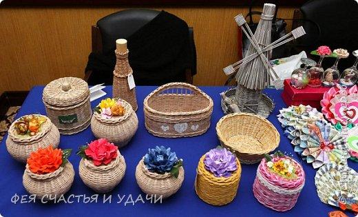 В канун 8 марта, у нас в городе прошли ряд ярмарок изделий ручной работы. Я тоже приняла участие в одной из них. Приглашаю Вас на ярмарку. фото 3