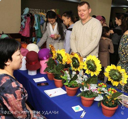 В канун 8 марта, у нас в городе прошли ряд ярмарок изделий ручной работы. Я тоже приняла участие в одной из них. Приглашаю Вас на ярмарку. фото 21
